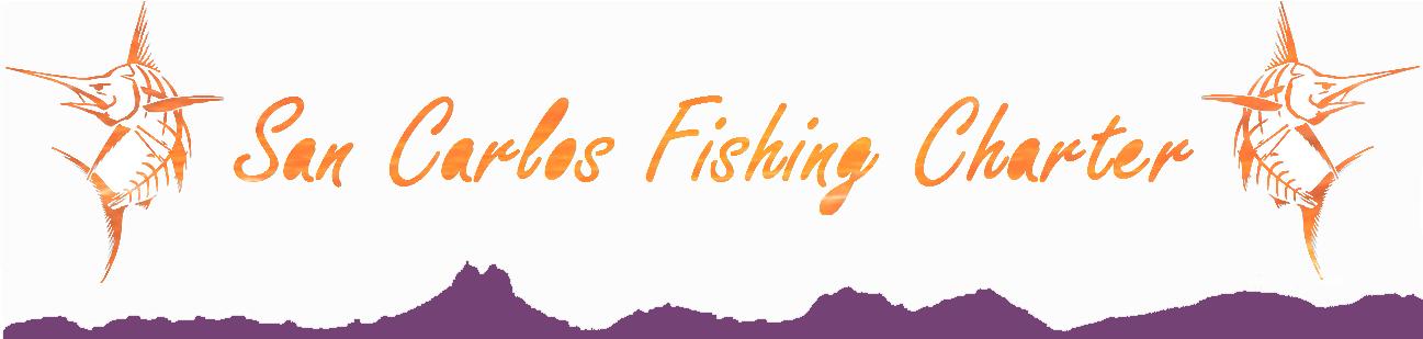 San Carlos Fishing Charter Logo